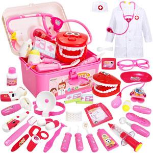 Juego infantil para medico dentista