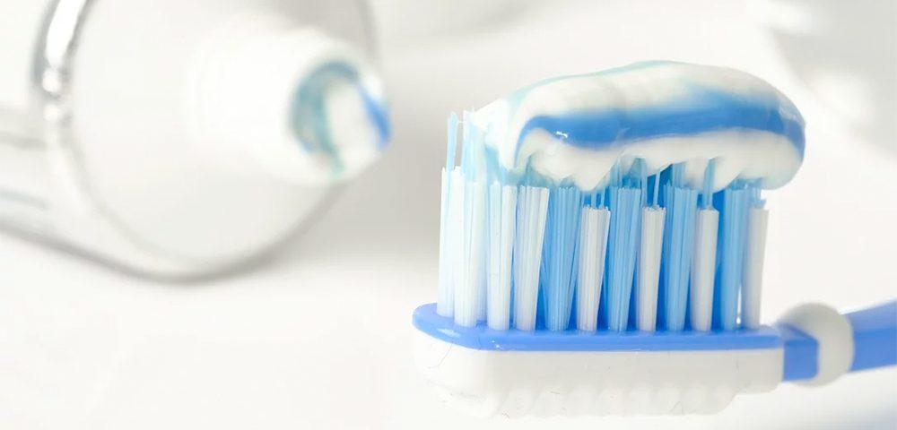 Pasta dental caducada